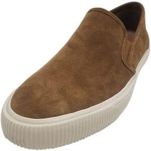 Frye Men's Patton Slip-On Shoes Brown 9M